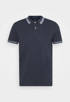 WORDING TIPPING - Polo - dark blue