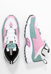 Reebok Classic - DMX SERIES 2200 - Sneakers - jasmine pink/green slate/white - 4