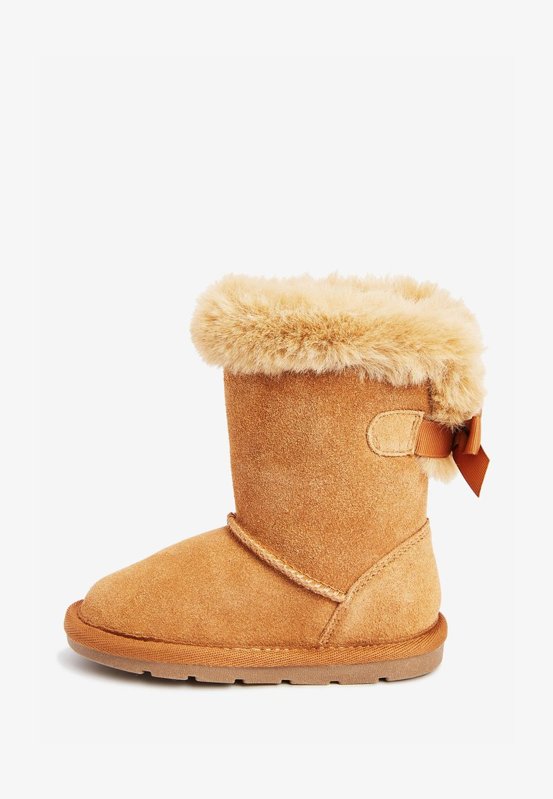 Next - PULL-ON - Winter boots - brown