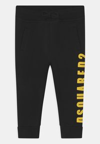 Dsquared2 - UNISEX - Teplákové kalhoty - black - 0