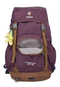 Deuter - ZUGSPITZE 22 SL - Backpack - aubergine/lion - 4