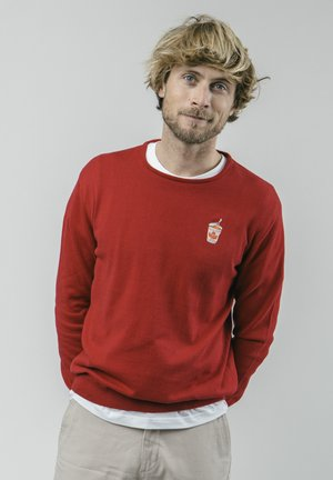 CURRY TO GO  - Jumper - red