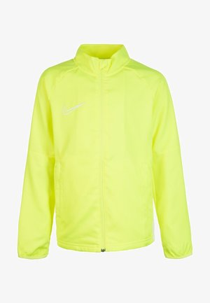 DRY ACADEMY - Training jacket - neon yellow