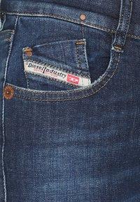 Diesel - D-EBBEY - Bootcut jeans - denim blue - 2