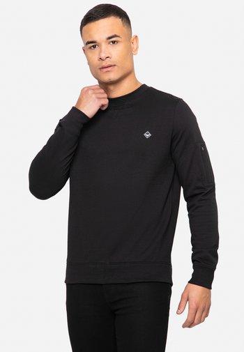 HARRISON - Sweatshirt - black