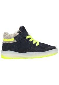 Richter - RICHTER SNEAKER - Trainers - atlantic/ash/neon yellow 7201 - 5