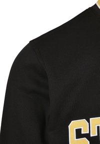 Starter - Collegepaita - black/golden - 8