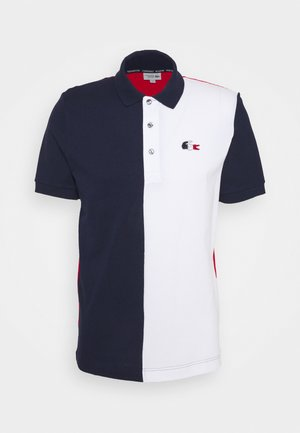 OLYMP - Polotričko - navy blue/white/red