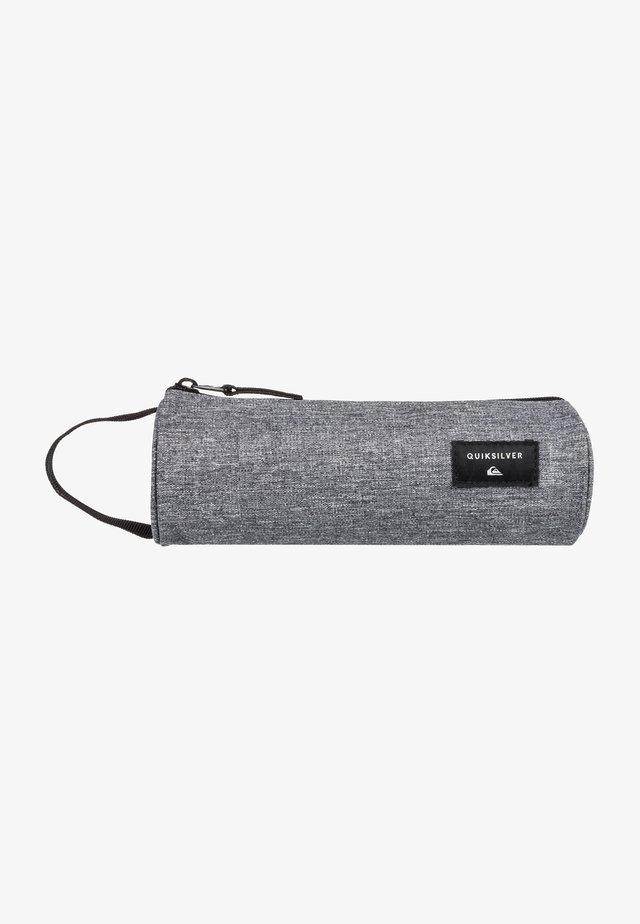 Pencil case - light grey heather