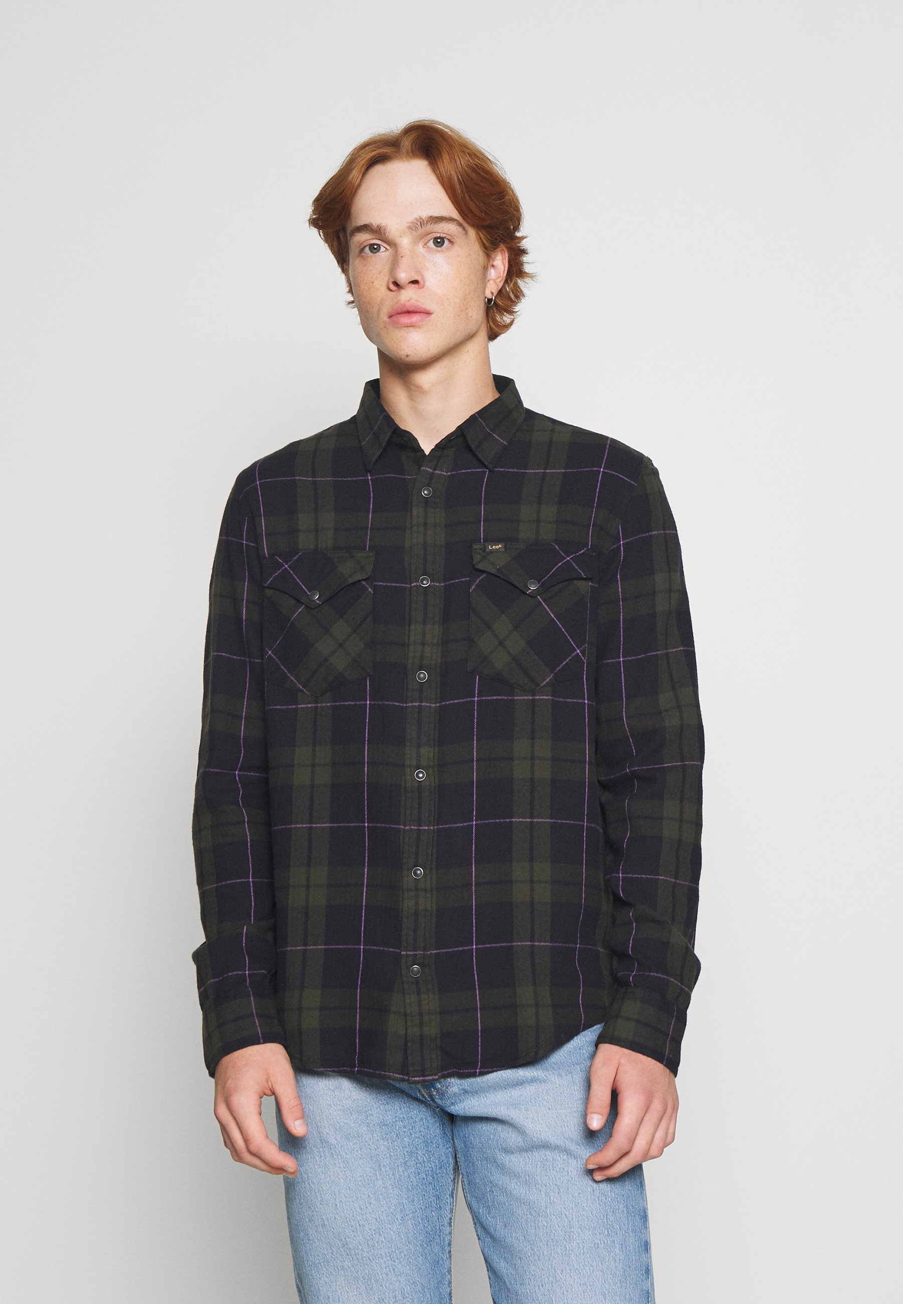 Homme CLEAN WESTERN - Chemise