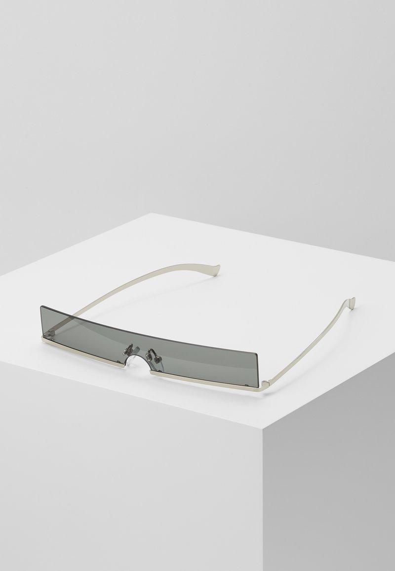 Vintage Supply - SUNGLASSES UNISEX - Okulary przeciwsłoneczne - black/silver-coloured