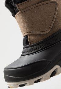 Friboo - Winter boots - dark blue/brown - 2