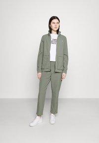 The North Face - SIGHTSEER JACKET - Summer jacket - agave green - 1