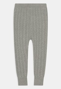 GAP - CABLE UNISEX - Leggings - Trousers - grey heather - 1