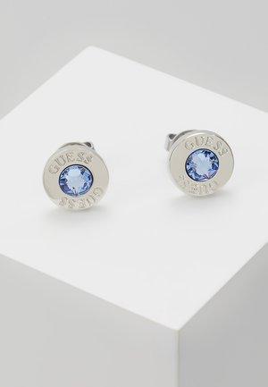 SHINY - Earrings - silver-coloured