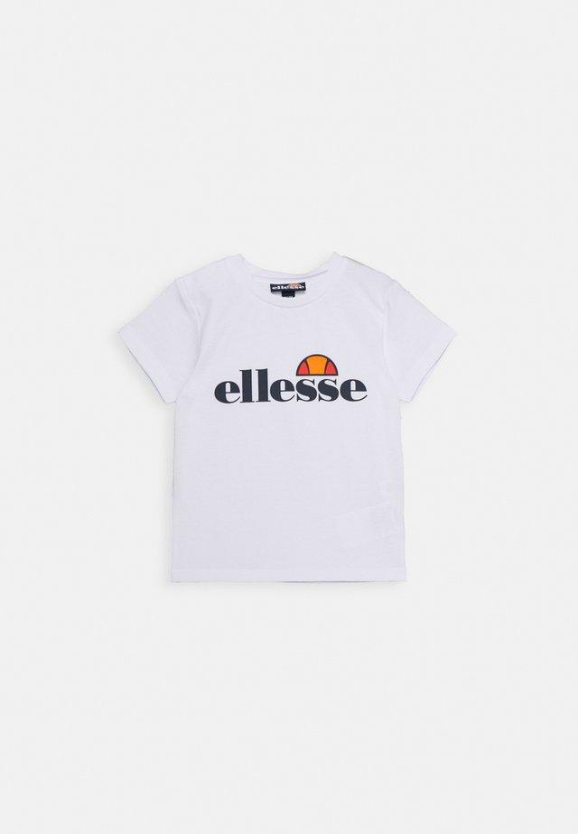 RAZOR BABY UNISEX - T-shirt imprimé - white