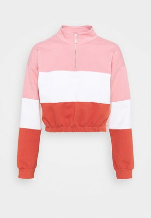 Sweatshirt - multi color