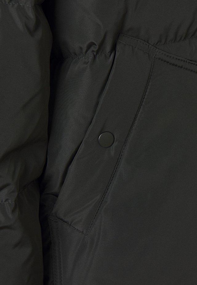 VMOSLO  - Dunkåpe / -frakk - black