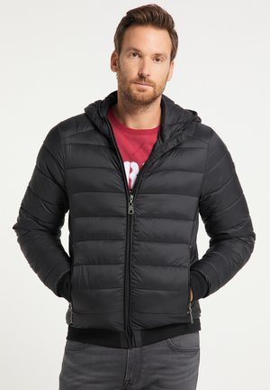 STEPP - Down jacket - schwarz