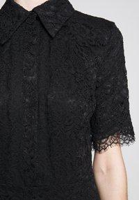 Elisabetta Franchi - Skjortklänning - nero - 8