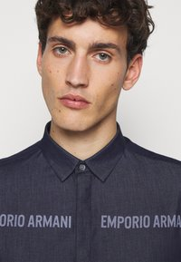 Emporio Armani - Shirt - blue - 3