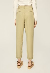 Pepe Jeans - DRIFTER - Stoffhose - herb - 2