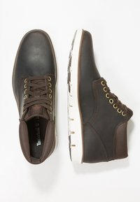 Timberland - BRADSTREET CHUKKA - Sneaker low - dark brown - 1