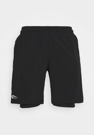 HERREN SHORTS SWIFT - Sports shorts - schwarz