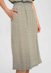 Nümph - NUCECELIA - A-line skirt - cashmere blue - 0