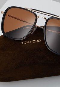 Tom Ford - Occhiali da sole - black - 2