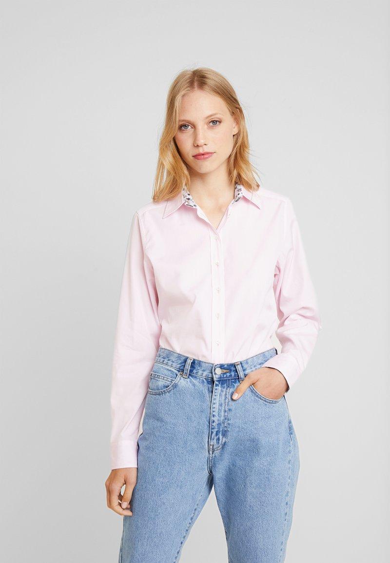 van Laack - EFFY - Button-down blouse - light pink