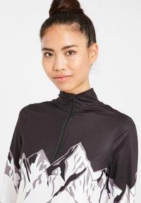 Krimson Klover - ANYONE - Long sleeved top - black - 3