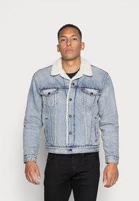Levi's® - TYPE TRUCKER - Summer jacket - stonebridge - 0
