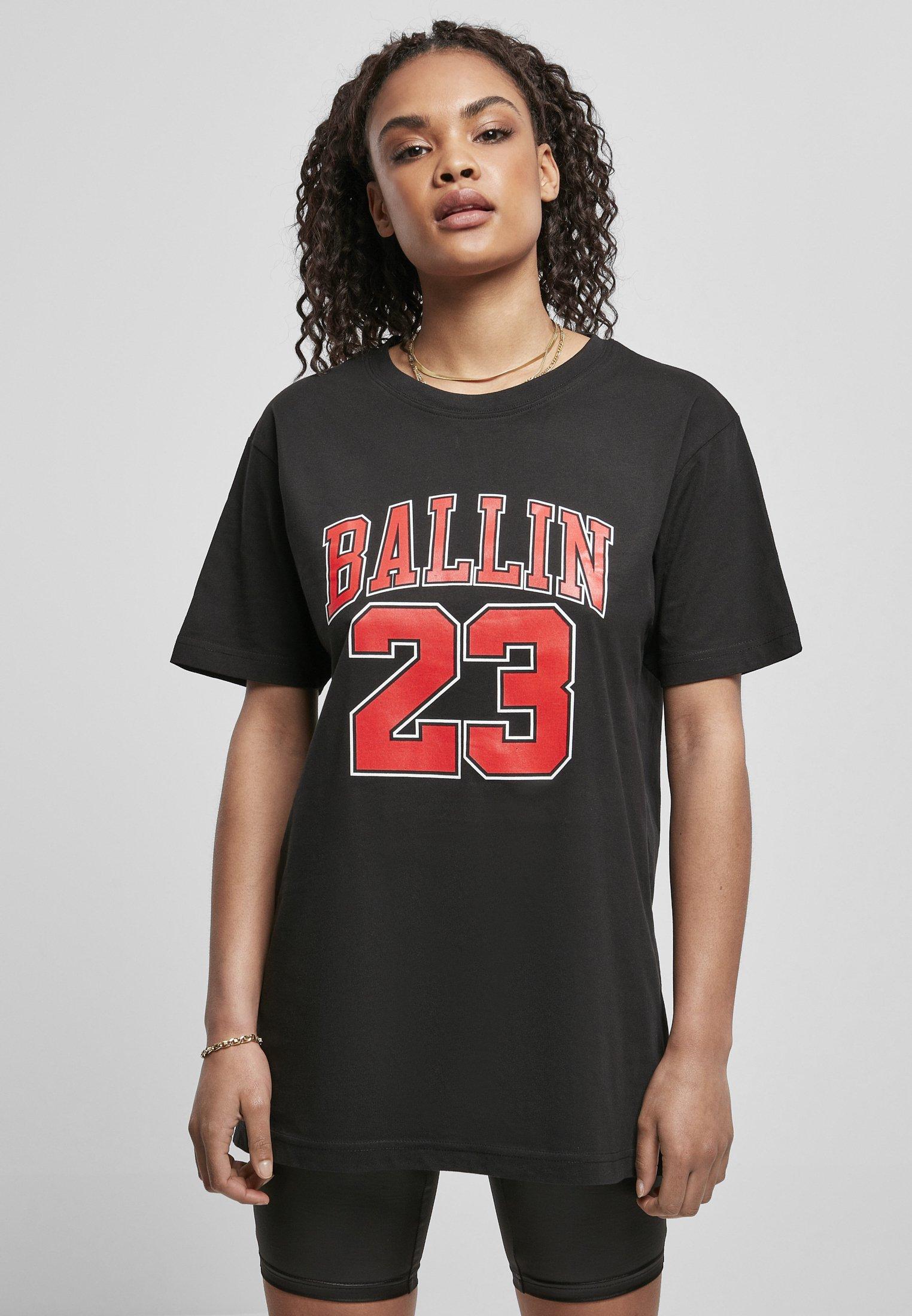 Damen LADIES BALLIN 23 TEE - T-Shirt print