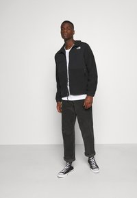 The North Face - DENALI JACKET - Fleecejacka - black - 1