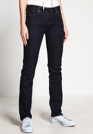 Straight leg jeans - bleu foncé