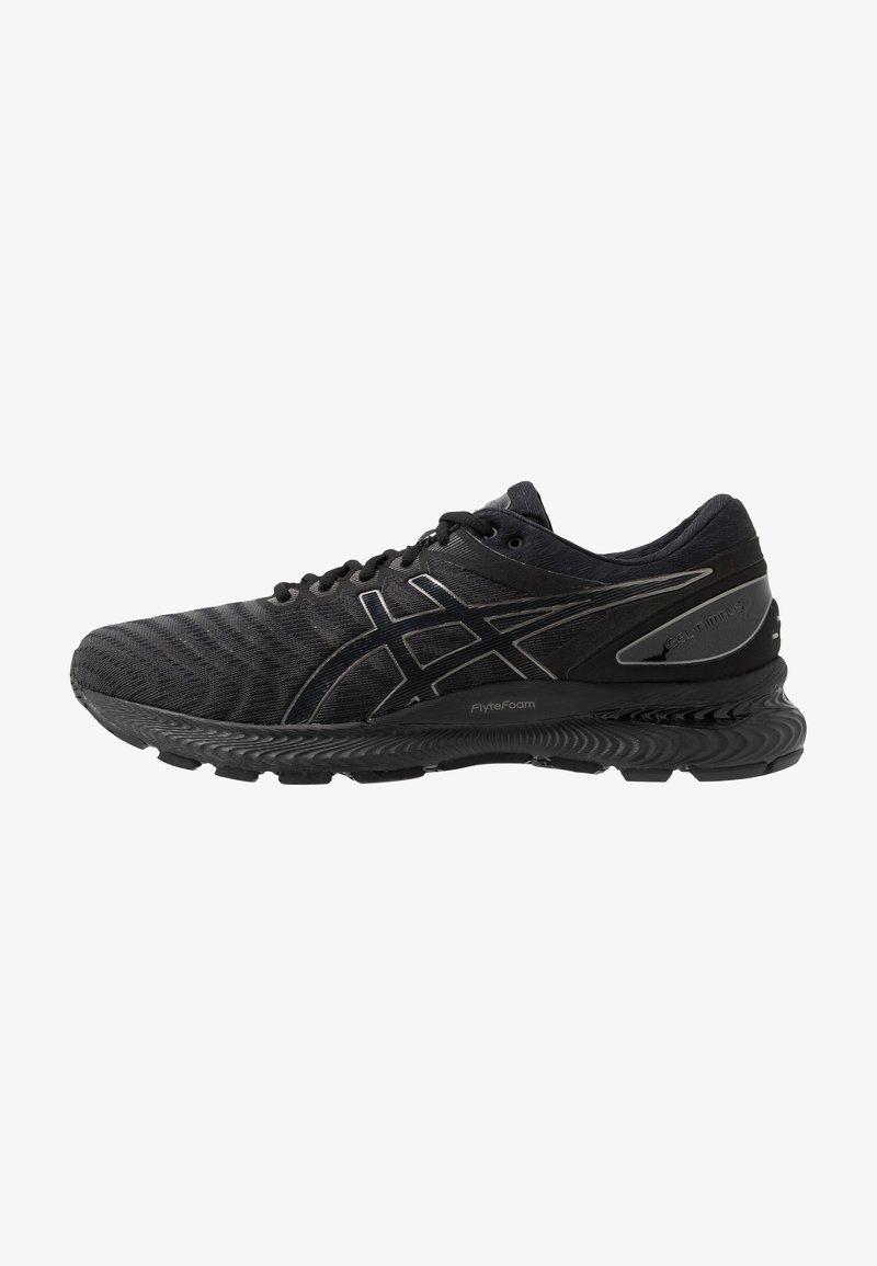 ASICS - GEL NIMBUS 22 - Neutral running shoes - black