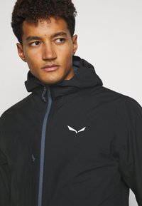 Salewa - PUEZ - Winter coat - black out - 3
