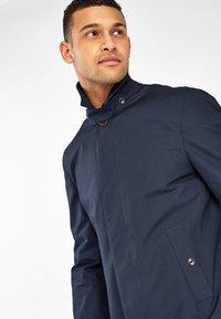 Next - BRITISH MILLERAIN SIGNATURE - Short coat - blue - 2