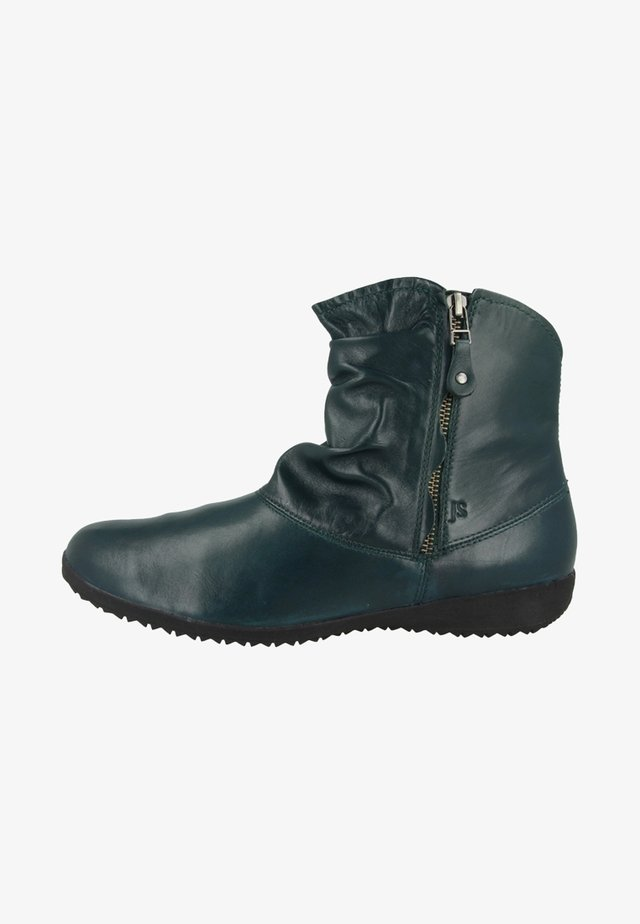 NALY  - Classic ankle boots - petrol