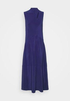 SLEEVELESS DRESS - Maxi dress - bright cornflower