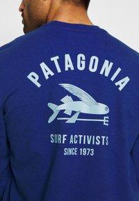 Patagonia - SURF ACTIVISTS UPRISAL CREW  - Sweatshirt - superior blue - 4