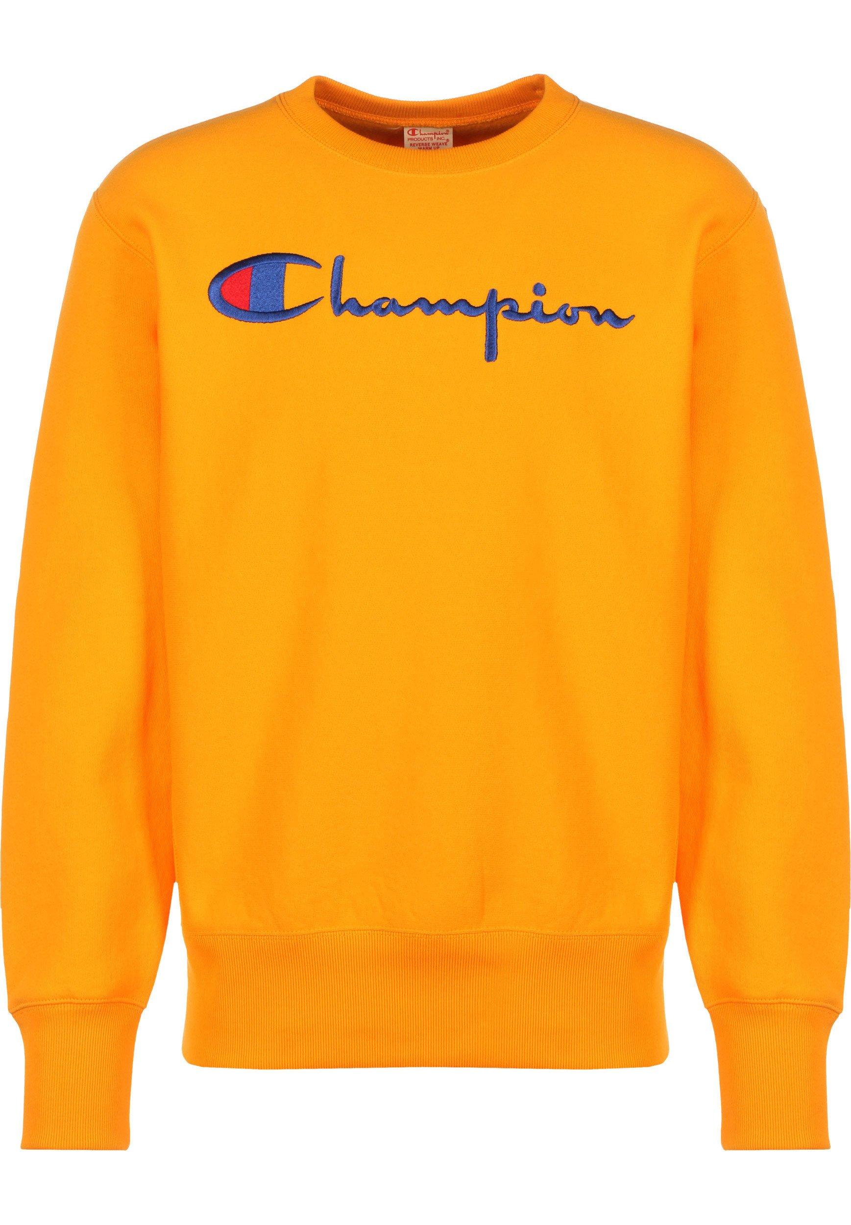 Champion Reverse Weave Crewneck - Sweatshirt Olive