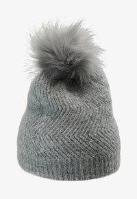 Anna Field - Bonnet - grey - 3