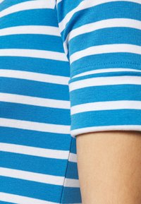 Lauren Ralph Lauren - Jersey dress - captain blue/white - 4