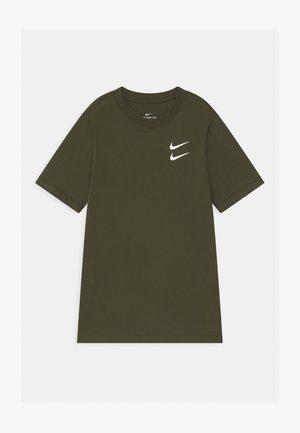 T-shirt print - cargo khaki