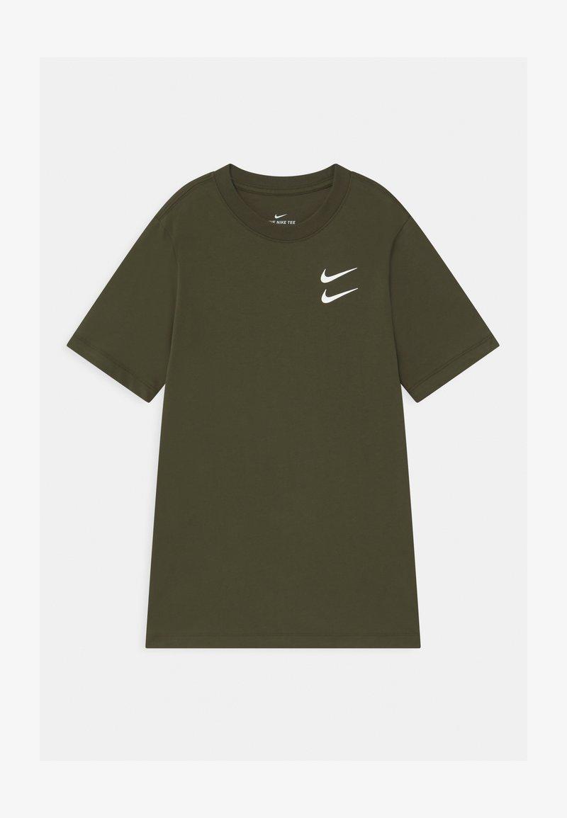 Nike Sportswear - Print T-shirt - cargo khaki