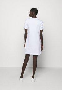 Love Moschino - Day dress - optical white - 2