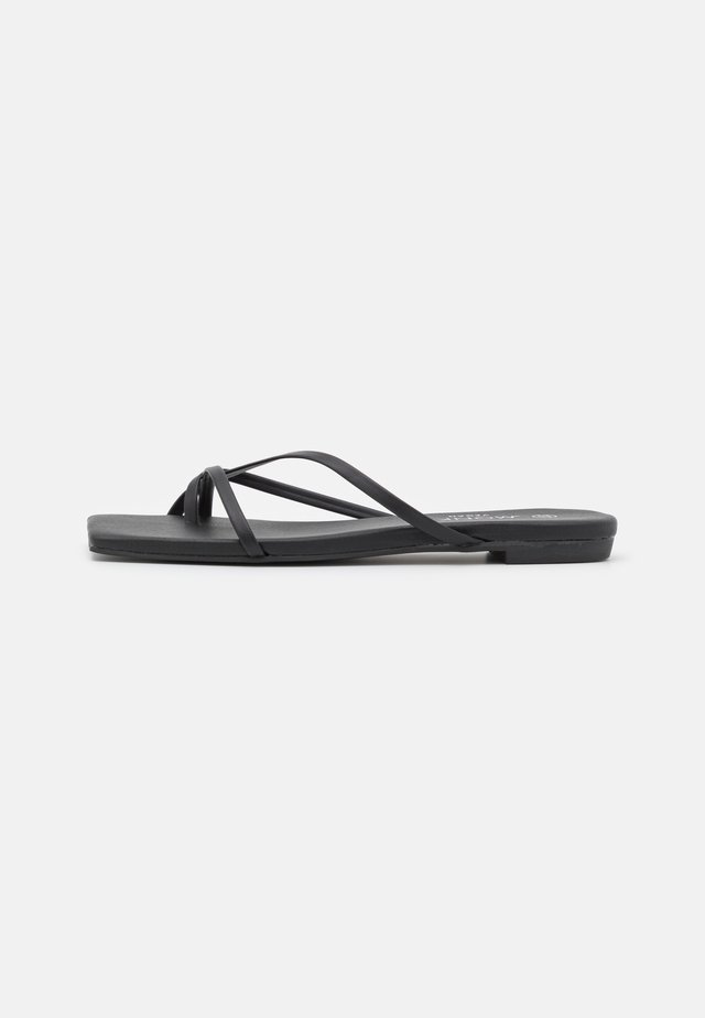 VEGAN MIRIN  - Teensandalen - black dark