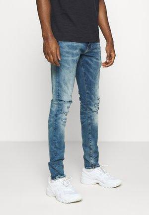 4101 LANCET SKINNY - Slim fit jeans - azurite